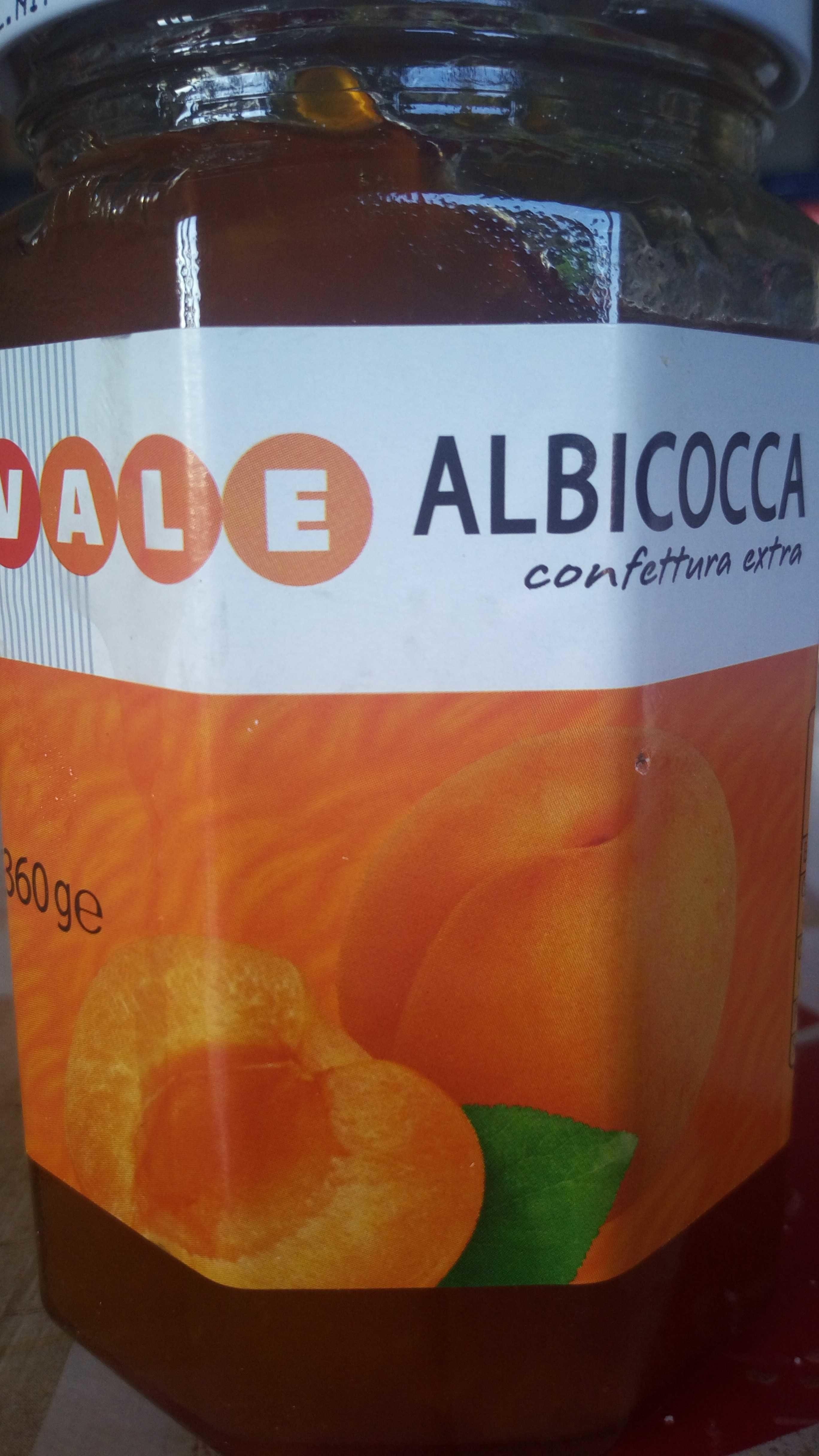Confettura albicocca - Product