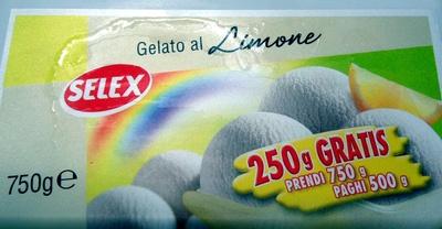 Selex Gelato al limone - Produit - it