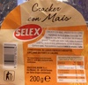Selex Crackers con Mais - Product