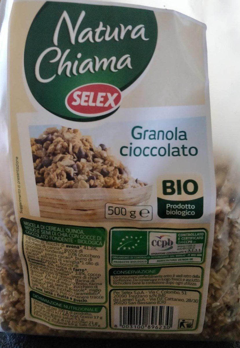 Granola cioccolato - Product