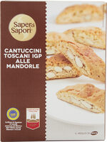 Cantuccini Toscani IGP Alle Mandorle - Product - fr