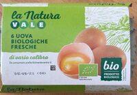 Uova biologiche fresche - Produit - it