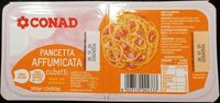 Pancetta Affumicata a Cubetti - Product - fr