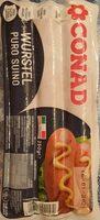 Würstel puro suino - Product - en