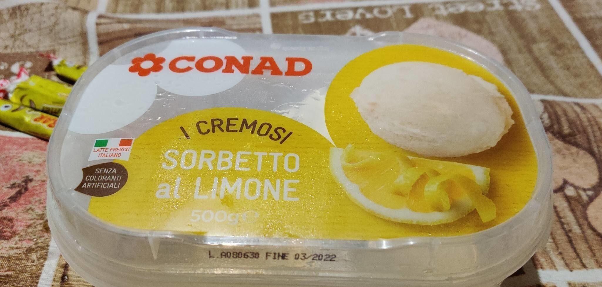 Sorbetto al limone - Prodotto - fr