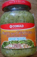 Pesto alla Genovese - Product - sr