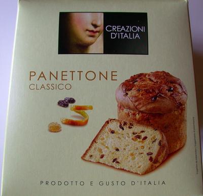 Panettone Classique - Produit - fr