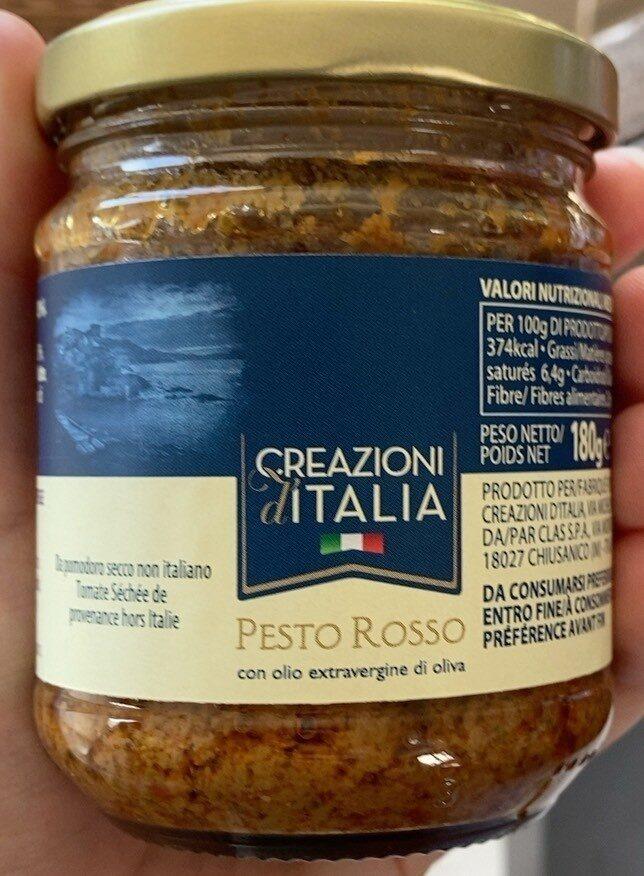 Pesto Rosso - Produit - fr