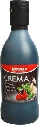 Crema All'aceto Balsamico - Производ - sr