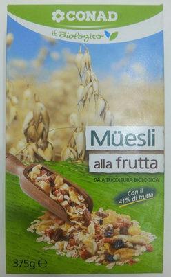 Müesli alla frutta - Product - fr