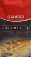 Caserecce Pasta di Semola di Grano Duro - Prodotto
