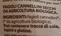 Fagioli Cannellini - Ingredients - it