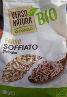Farro soffiato biologico - Produit - fr