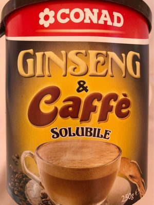 GINSENG & CAFFÈ - Producto