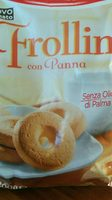 Frollini Con Panna 800G - Product - fr