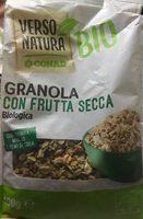 Granola con frutta secca - Product - it