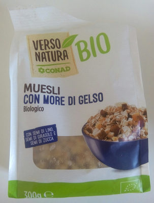 Muesli con more di gelso - Product - fr