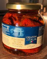 Pomodori secchi di Puglia - Produit - fr