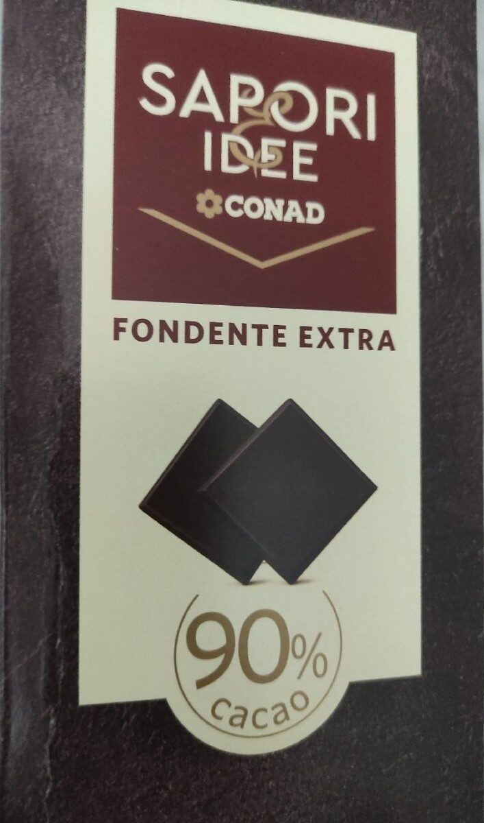 Fondente extra - Prodotto - it