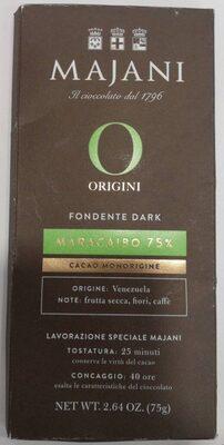Fondente dark 75%
