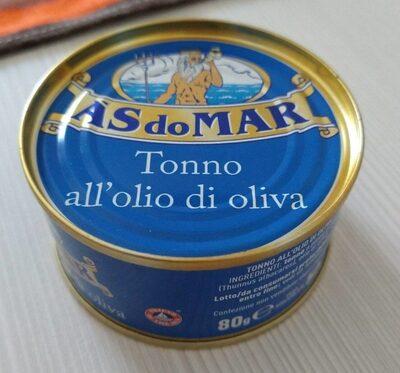 Tonno all'olio di oliva - Product - it
