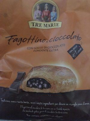 Fagottino al cioccolato - Product