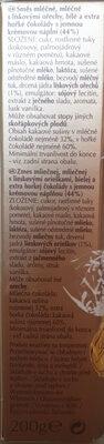 Pralinki z czekolady - mix - Product - en