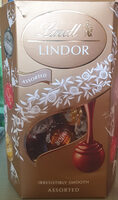 Pralinki z czekolady - mix - Produit - pl