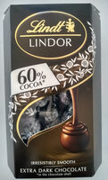 Lindor 60% - Product