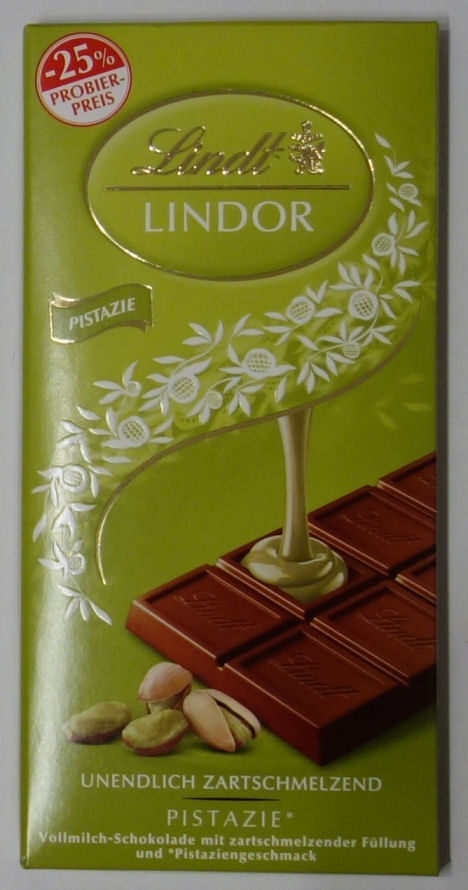 Lindor Pistazie - Produit