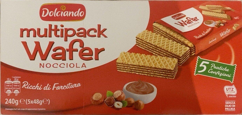 Wafer nocciola - Prodotto - it