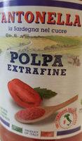 Polpa extrafine - Prodotto