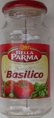 Sugo al Basilico - Produit