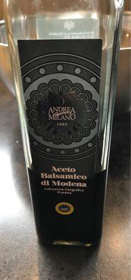 Vinaigre Balsamique de Modène IGP - Product