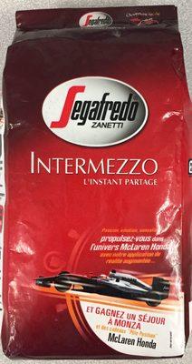 Zanetti Intermezzo Ground Coffee Italian Roast - Produit - fr