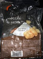 Gnocchi De Patata 500 Gr. (mylena) - Product - fr