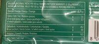 Tortelloni alla Ricotta e Spinaci - Nährwertangaben - de