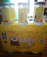 Siesta Lemon - Prodotto