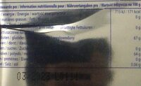 White Mentos Gum - Informations nutritionnelles - fr