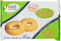 Dolce benessere con riso senza uova burro e latte aggiunti - Produit - it