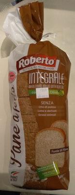 Pane a fette integrale - Produit - it