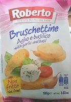 Bruschettine - Product