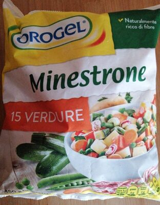 Minestrone 15 verdure - Product - fr