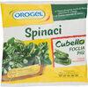 Cubello spinaci foglia più surgelati - Product
