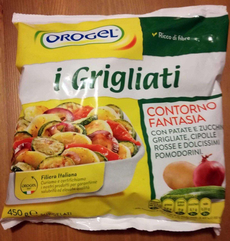 I Grigliati - Produkt - it