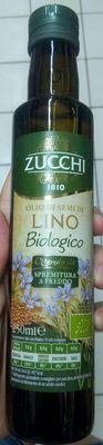Olio di semi di lino - Product