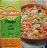 zuppa con farro - Prodotto