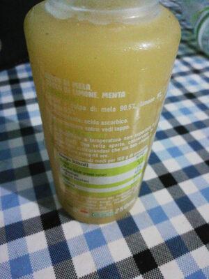 juice z - Ingredients