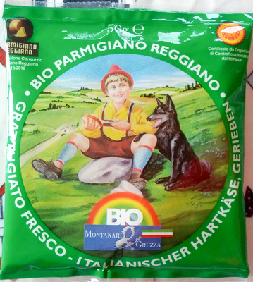 Bio Parmigiano Reggiano - Product - de