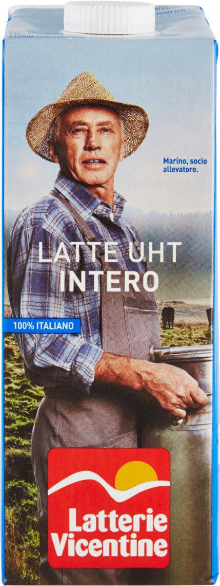 Latte UHT intero - Produit - fr